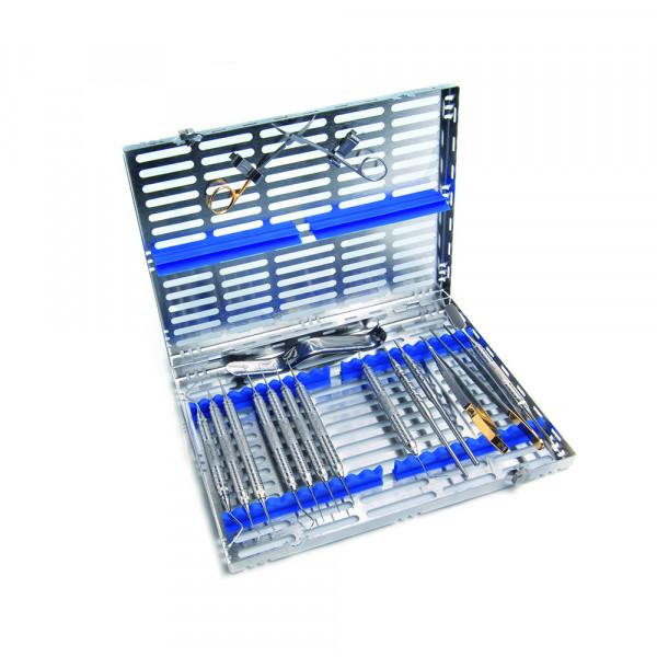IMS Kassette Signature 20 Instrumente, blau