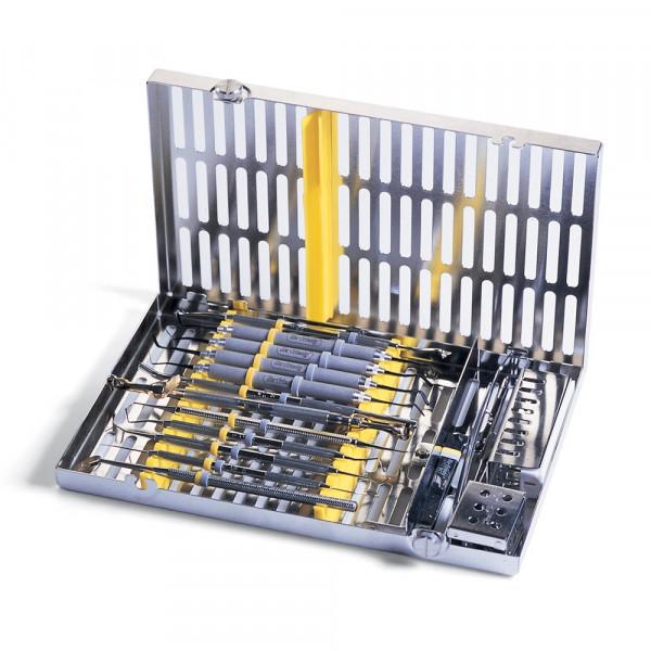 IMS Kassette Signa-Stat 12 Instrumente, gelb