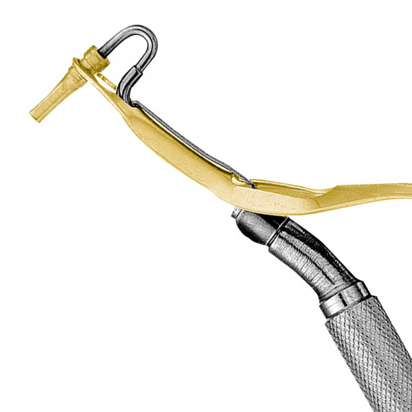 Amalgam-Träger, klein/distal