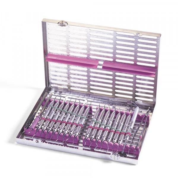 IMS Kassette Signature 20 Instrumente, rosa