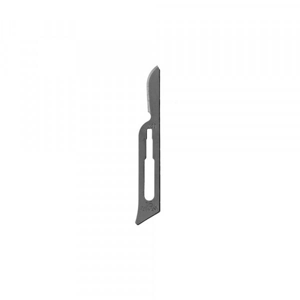 Skalpellklingen Edelstahl #15 100St./Pkg. Verfalldatum