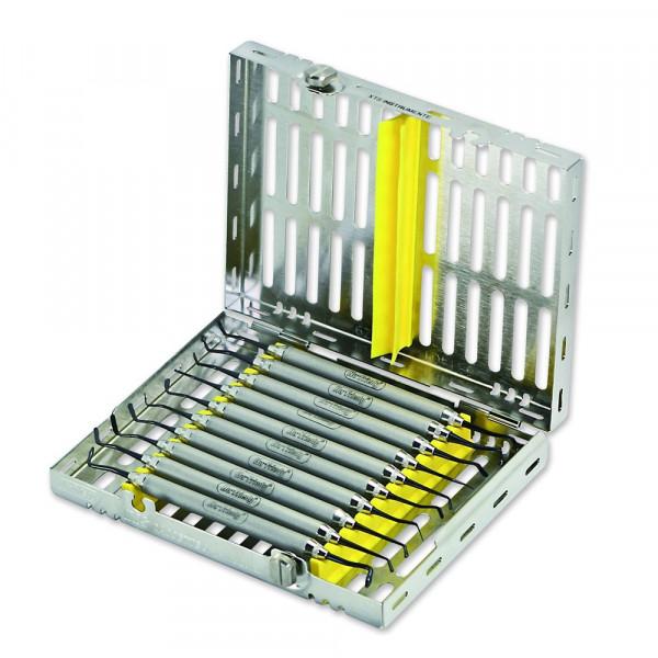 IMS Kassette Signature 1/2 DIN 10 Instrumente, gelb