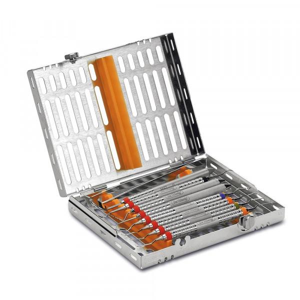 IMS Kassette Signature 1/2 DIN 10 Instrumente, orange