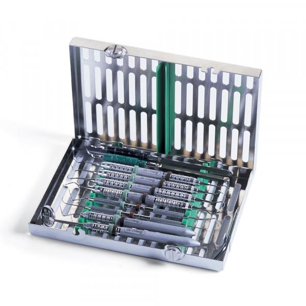IMS Kassette Signature 10 Instrumente, grün