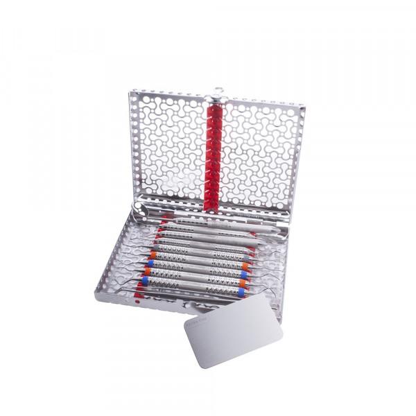 IMS Infinity DIN Collection Kit für die Wurzelglättung