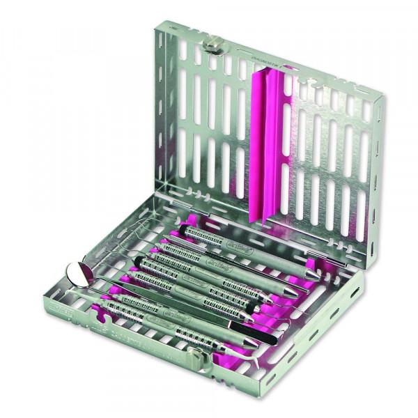 IMS Kassette Signature 1/2 DIN 10 Instrumente, rosa